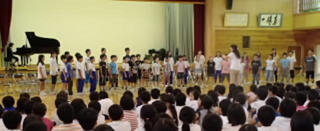 神川小学校のホームページ - 1学...