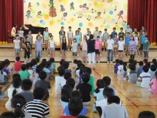 清明小学校のホームページ - 合...